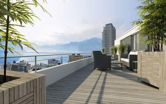 Офис в Во, Швейцария, 105 м2 - фото 2