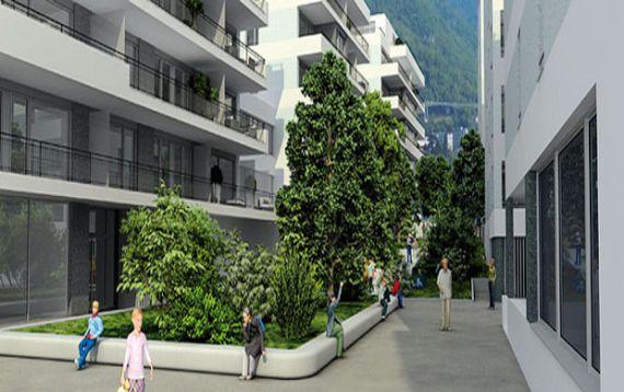 Офис в Во, Швейцария, 105 м2 - фото 4