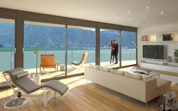 Апартаменты в Тичино, Швейцария, 126 м2 - фото 4