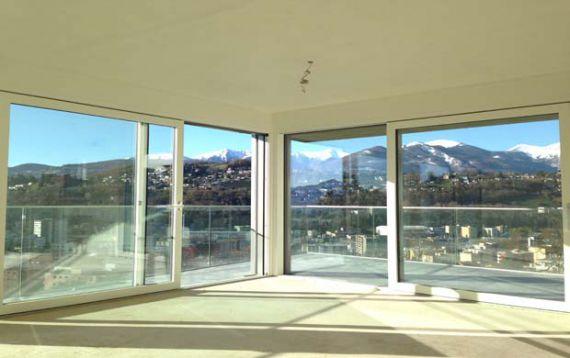 Апартаменты в Тичино, Швейцария, 123 м2 - фото 5