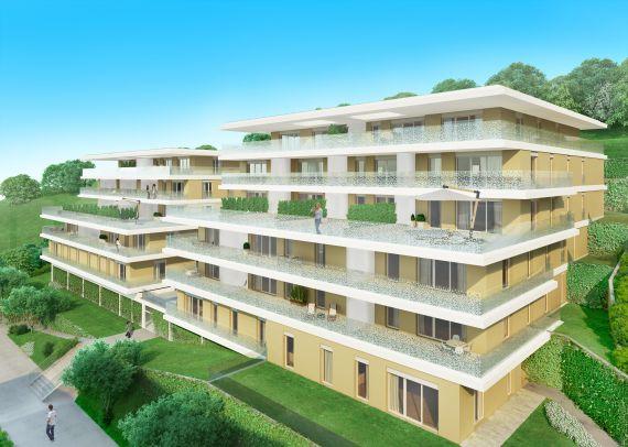 Апартаменты в Во, Швейцария, 125 м2 - фото 1