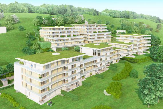 Апартаменты в Во, Швейцария, 125 м2 - фото 2