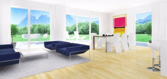 Апартаменты в Во, Швейцария, 125 м2 - фото 4