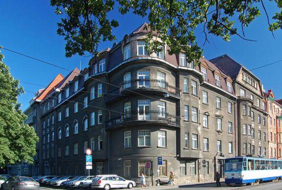 Квартира в Риге, Латвия, 113 м2 - фото 1