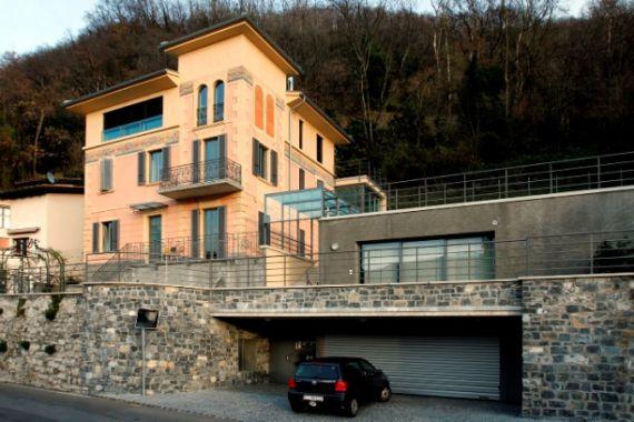 Вилла в Тичино, Швейцария, 822 м2 - фото 1
