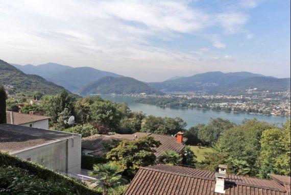 Вилла в Тичино, Швейцария, 189 м2 - фото 3