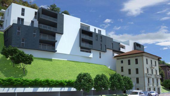 Пентхаус в Тичино, Швейцария, 260 м2 - фото 1