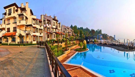 Апартаменты в Лозенеце, Болгария, 73.8 м2 - фото 1