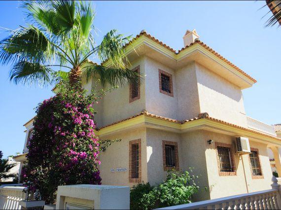 Дом в Ориуэла Коста, Испания, 130 м2 - фото 1