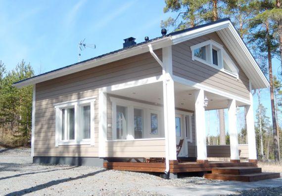 Коттедж в Юва, Финляндия, 2 Га - фото 1