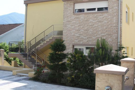 Квартира в Доброте, Черногория, 108 м2 - фото 9