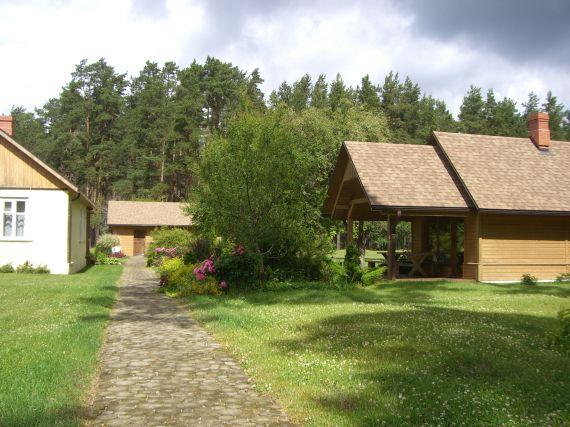 Дом в Талсинском крае, Латвия, 1.3 Га - фото 1