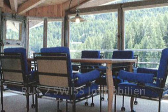 Студия в Граубюндене, Швейцария, 54 м2 - фото 1