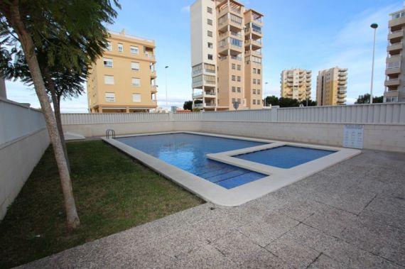 Квартира в Гуардамар-дель-Сегура, Испания, 100 м2 - фото 1