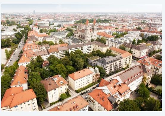 Инвестиционный проект в Мюнхене, Германия, 990 м2 - фото 1