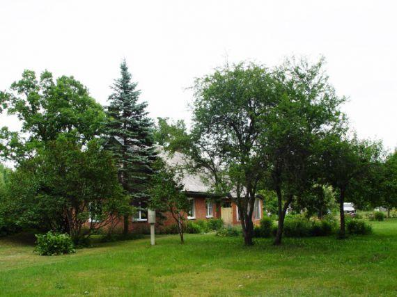 Дом в Елгавском крае, Латвия, 0.8 Га - фото 1