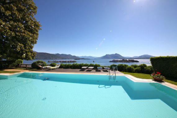 Апартаменты у озера Маджоре, Италия, 140 м2 - фото 1
