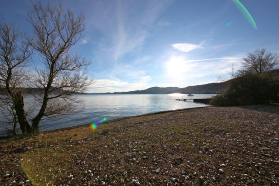 Вилла у озера Маджоре, Италия, 3600 м2 - фото 1