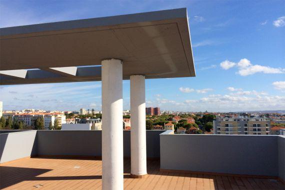 Апартаменты в Лиссабоне, Португалия, 105 м2 - фото 1
