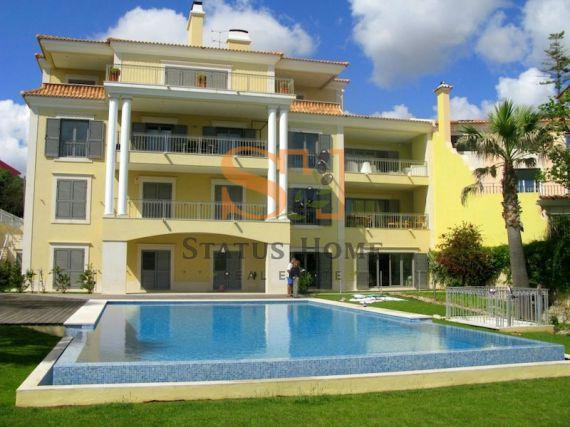 Апартаменты в Эшториле, Португалия, 140 м2 - фото 1