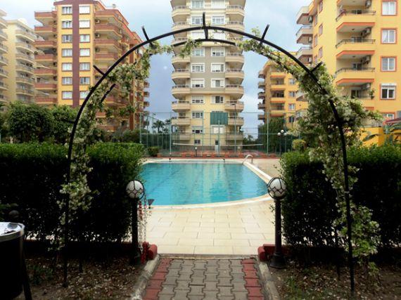 Апартаменты в Махмутларе, Турция, 95 м2 - фото 1