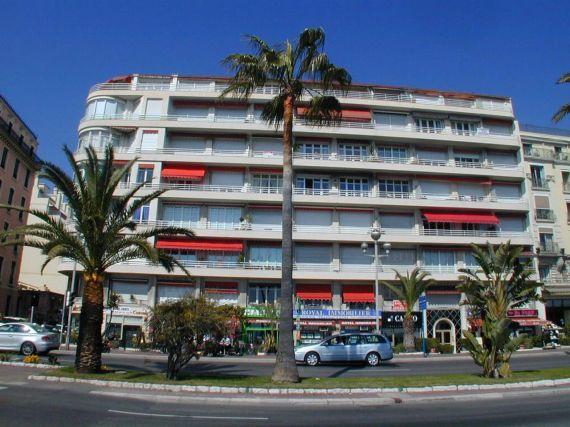 Квартира в Ницце, Франция, 103 м2 - фото 1
