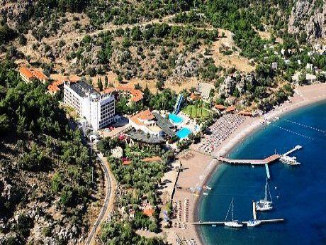 Отель, гостиница в Мармарисе, Турция, 86750 м2 - фото 1