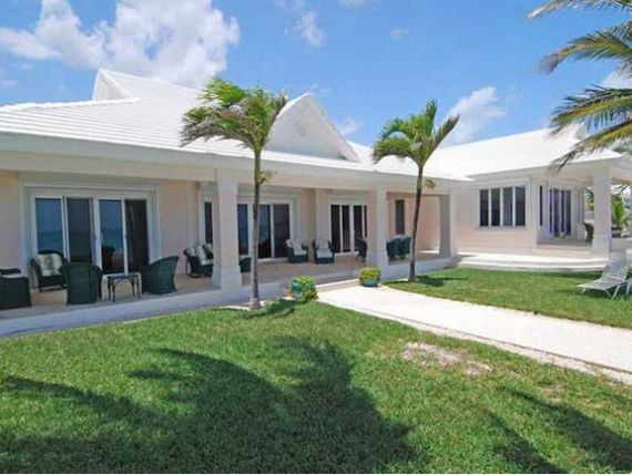 Вилла в Абако, Багамские острова, 4780 м2 - фото 1