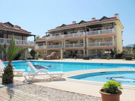 Апартаменты в Фетхие, Турция, 150 м2 - фото 1