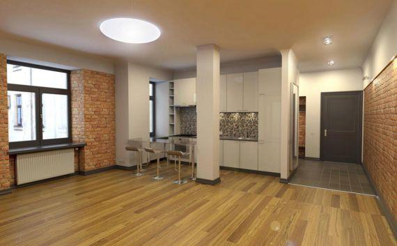 Квартира в Риге, Латвия, 88 м2 - фото 1