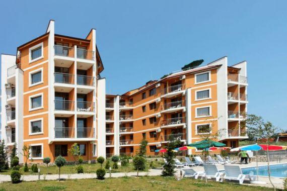 Апартаменты в Бяле, Болгария, 58 м2 - фото 1
