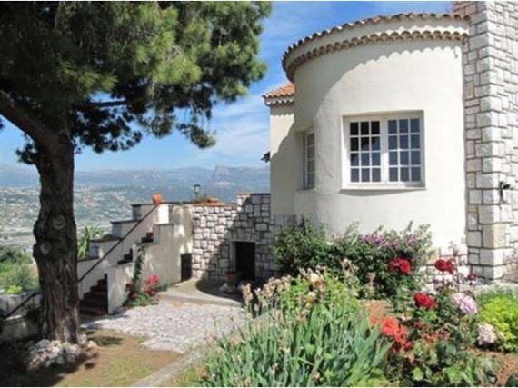 Вилла в Ницце, Франция, 1530 м2 - фото 1