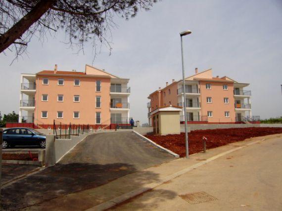 Апартаменты в Новиграде, Хорватия, 56 м2 - фото 1