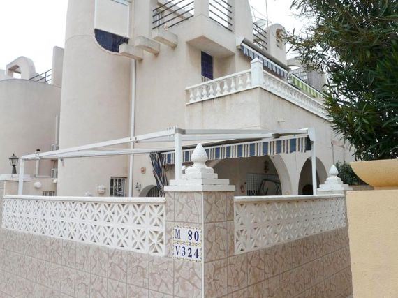 Дом в Торревьехе, Испания, 90 м2 - фото 1