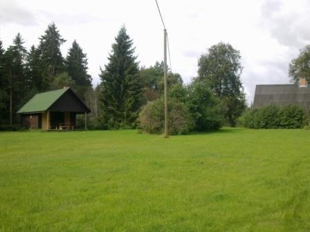 Дом в Талсинском крае, Латвия, 0.97 Га - фото 1