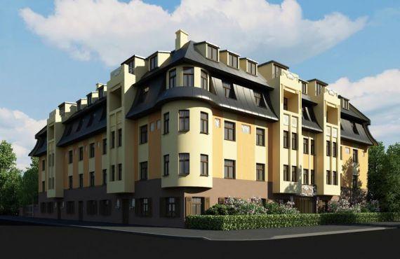Апартаменты в Риге, Латвия, 95 м2 - фото 1