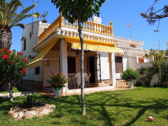 Дом в Ориуэла Коста, Испания, 250 м2 - фото 1