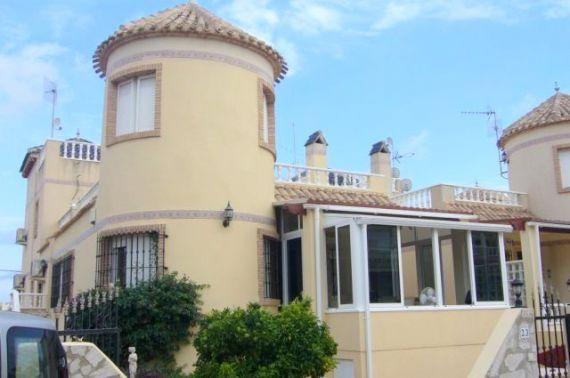 Дом в Ориуэла Коста, Испания, 120 м2 - фото 1