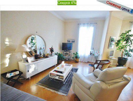 Квартира в Ницце, Франция, 90 м2 - фото 1