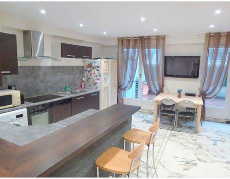 Квартира в Ницце, Франция, 77 м2 - фото 1