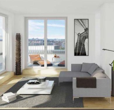 Квартира в Мюнхене, Германия, 62 м2 - фото 1