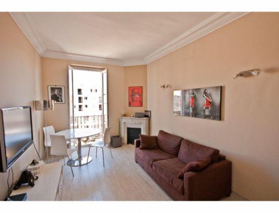 Квартира в Ницце, Франция, 41 м2 - фото 1