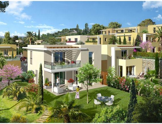 Дом в Кань-Сюр-Мере, Франция, 44 м2 - фото 1