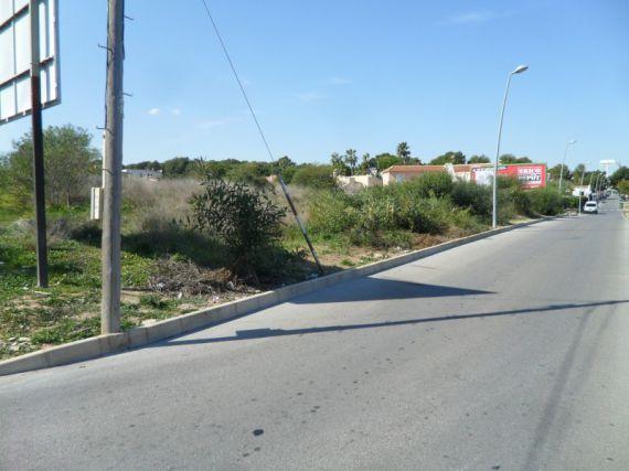 Земля в Торревьехе, Испания, 1000 м2 - фото 1