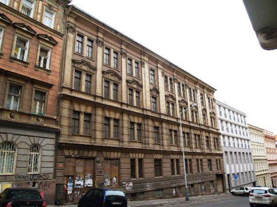 Доходный дом в Праге, Чехия, 6200 м2 - фото 1