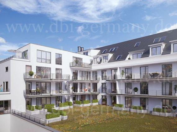 Апартаменты в Мюнхене, Германия, 33.48 м2 - фото 1
