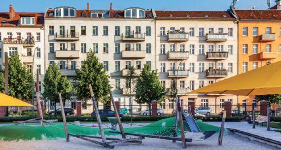 Квартира в Берлине, Германия, 79 м2 - фото 1