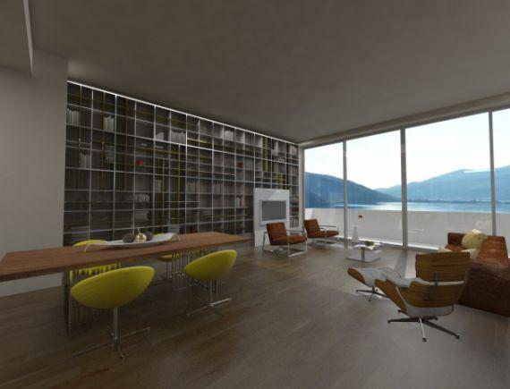Апартаменты в Лугано, Швейцария, 264 м2 - фото 1