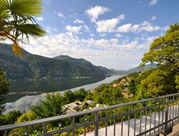 Апартаменты в Лугано, Швейцария, 158 м2 - фото 1