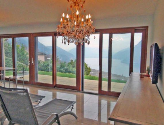 Квартира в Лугано, Швейцария, 155 м2 - фото 1